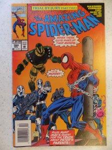 AMAZING SPIDER-MAN # 384