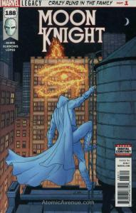 Moon Knight (1st Series) #188 VF/NM; Marvel | save on shipping - details inside