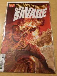 The Man of Bronze: Doc Savage#3