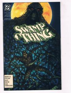Swamp Thing #123 VF DC Comics Comic Book Sept 1992 DE39 AD12