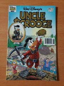 Walt Disney's Uncle Scrooge #292 ~ NEAR MINT NM ~ (1995, Marvel / Disney)