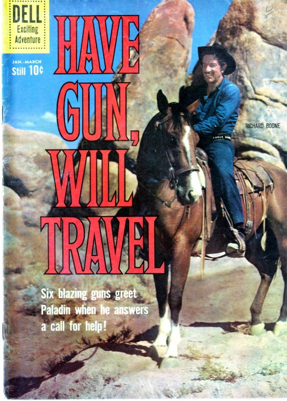 Have Gun Will Travel # 8