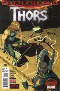 Thors #2, NM + (Stock photo)