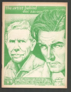 WE-Stan's Weekly Express #113 1977-Pulp Fanzine-Tribute to Walter Baumhofer-D...