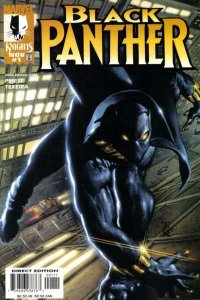 Black Panther (1998 series) #1, VF+ (Stock photo)