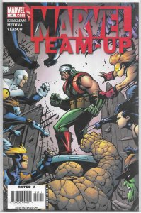 Marvel Team-Up   vol. 3   #18 FN (League of Losers 4)