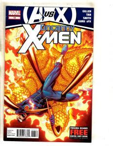 17 X-Men Comic Books Uncanny 13 (2) 14 (2) 17 (4) X-Treme 32 (6) Legacy 222 J329