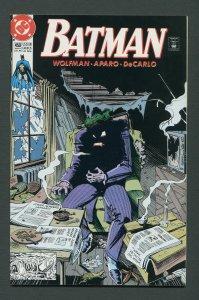 Batman #450 / 9.6 NM+  (Joker)  July 1990