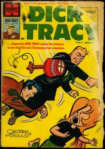 Dick Tracy #111 1957-Harvey Comics- Chester Gould FAIR