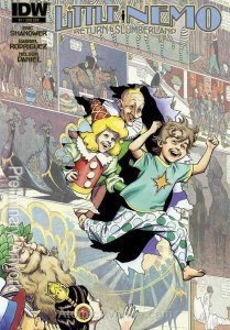 Little Nemo: Return To Slumberland #1A VF/NM; IDW | save on shipping - details i