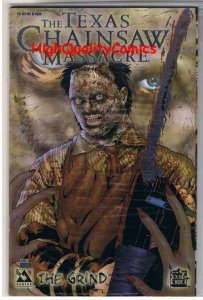 TEXAS CHAINSAW MASSACRE : GRIND #1, NM+, LIMITED, 2006, more Horror in store