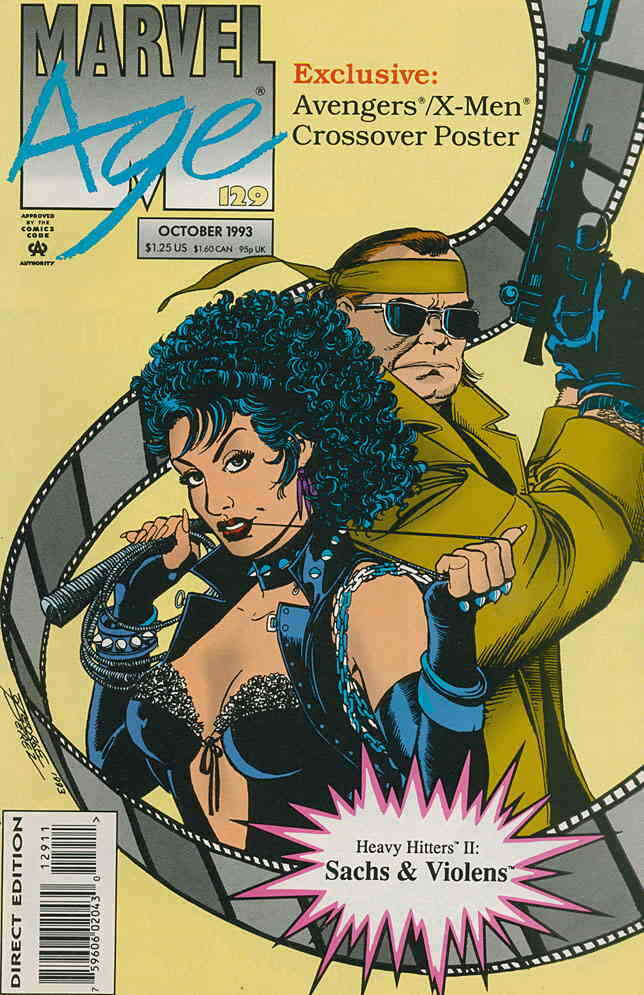 Black Orchid Annual #1 VF 1993 Stock Image