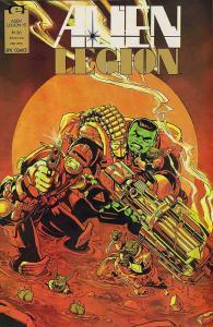 Alien Legion (Vol. 2) #15 VF/NM; Epic | save on shipping - details inside