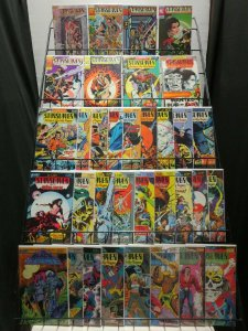STARSLAYER 1-34  the COMPLETE series!