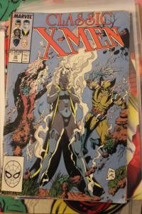 Classic X-Men 32  VG