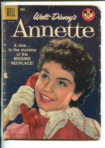 ANNETTE #905-1958-FOUR COLOR-PHOTO COVER-DELL-good