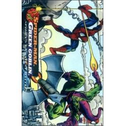 1994 Fleer Amazing spider-man SPIDER-MAN VS. GREEN GOBLIN #100