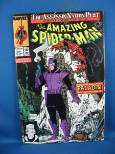 The Amazing Spider-Man #320 (Sep 1989, Marvel) VF NM MCFARLANE