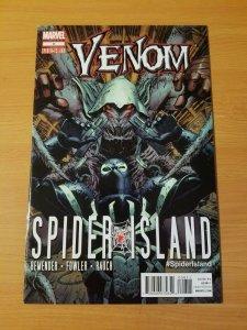 Venom #8 ~ NEAR MINT NM ~ (December 2011, Marvel Comics)