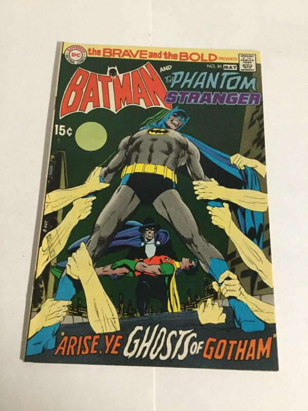 Brave And The Bold 89 Vf- Very Fine- 7.5 DC Comics
