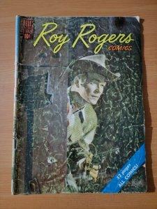 Roy Rogers Comics #22 ~ GOOD GD ~ 1949 Dell Comics