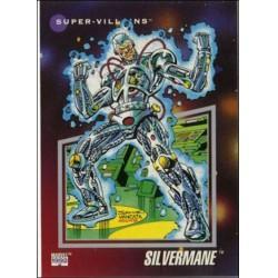 1992 Marvel Universe Series 3 SILVERMANE #131
