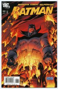 Batman 666 Jul 2007 NM- (9.2)