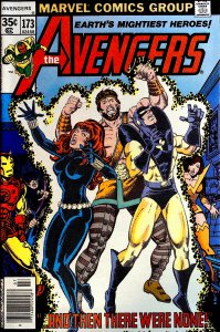 The Avengers #173 (1978)