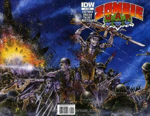 Zombie War (IDW) #1 FN; IDW | save on shipping - details inside