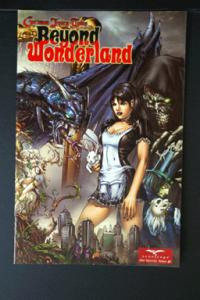 Grimm Fairy Tales Beyond Wonderland May 2008 Cover B Back A