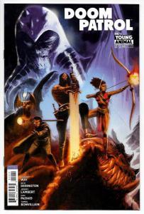 Doom Patrol #12 Variant Cvr (DC, 2018) NM