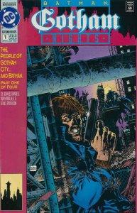 Gotham Nights #1 VF/NM; DC   save on shipping - details inside