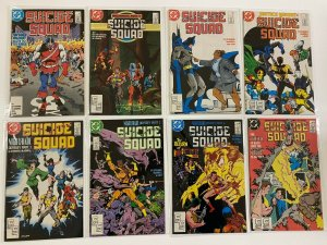 Suicide Squad Comic Lot 41 Diff 1st-5th Series AVG 8.0 VF (1987-2017)