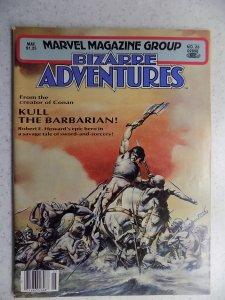 Bizarre Adventures #26 (1981)