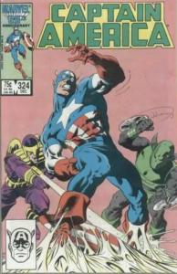 Captain America (1968 series) #324, VF+ (Stock photo)
