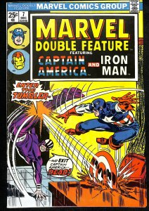Marvel Double Feature #7 (1974)