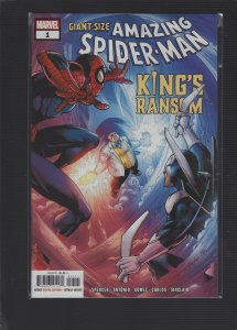Giant Size Amazing Spider-Man: Kings Ransom #1