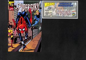 Spider-Girl nn NM- 9.2
