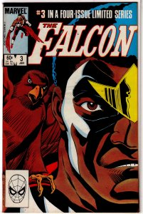 Falcon (vol. 1, 1983) #3 of 4 VG Owsley/Bright