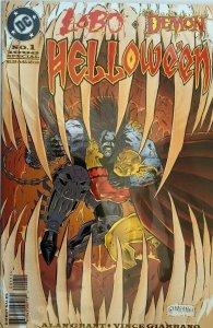Lobo demon hellowe'en #1 8.0 VF (1996)