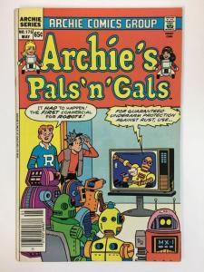 ARCHIES PALS & GALS (1952-    )175 VF-NM  May 1985 COMICS BOOK