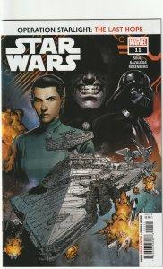 STAR WARS # 11 (2021) MAIN COVER