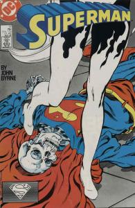 Superman (2nd Series) #17 FN; DC | save on shipping - details inside