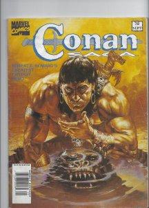 Conan Saga #78 (1993)