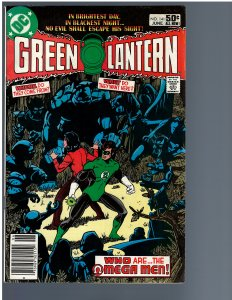 Green Lantern #141 (1981) - KEY 1st Omega Men