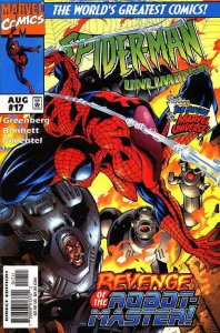 Spider-Man Unlimited #17 VF/NM; Marvel   save on shipping - details inside