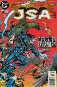 JSA #3 FN; DC | save on shipping - details inside