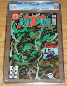 Batman #357 CGC 9.6 killer croc - 1ST JASON TODD - dc comics 1983 suicide squad