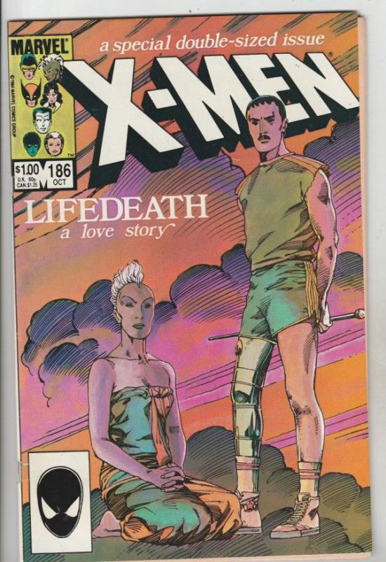 X-Men #186 (Oct-84) VF/NM High-Grade X-Men