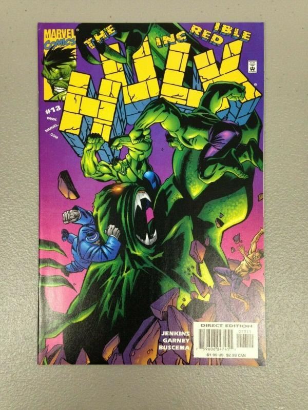 Incredible Hulk 13 VF/NM 1st appearance Devil Hulk